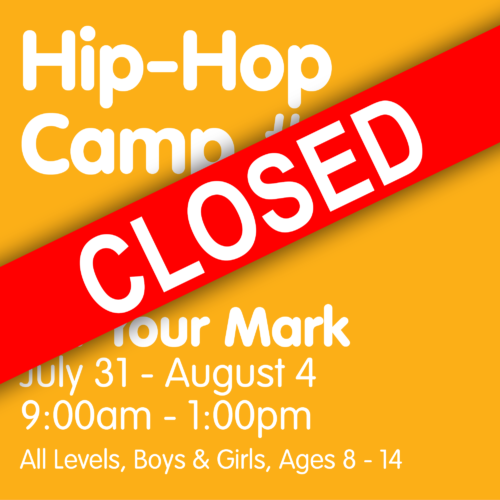 Hip-Hop Camp 2 - Closed