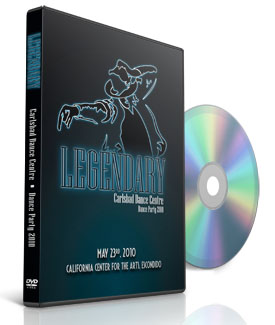 2010 Legendary DVD