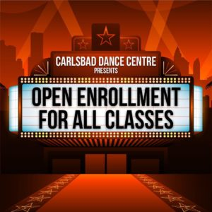 Open Enrollment for All Classes